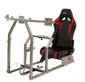 soporte para volante y monitor GTR Simulator GTA-F