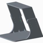 soporte para volante logitech casero