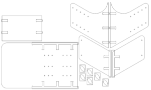 plano soporte para volante logitech