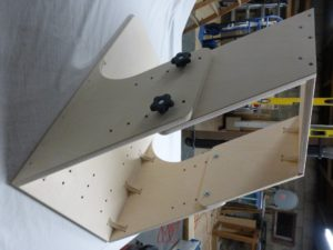 armado soporte de volante ps4 xbox pc