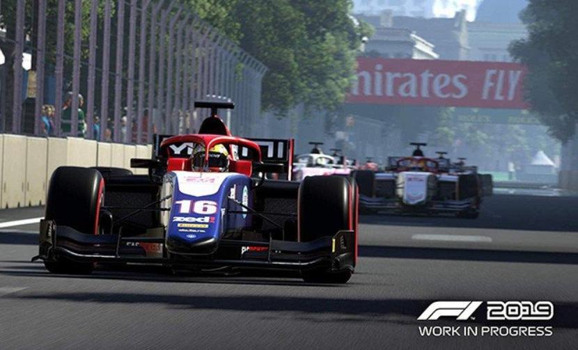 F1 2019, mejores juegos de carrera para ps4